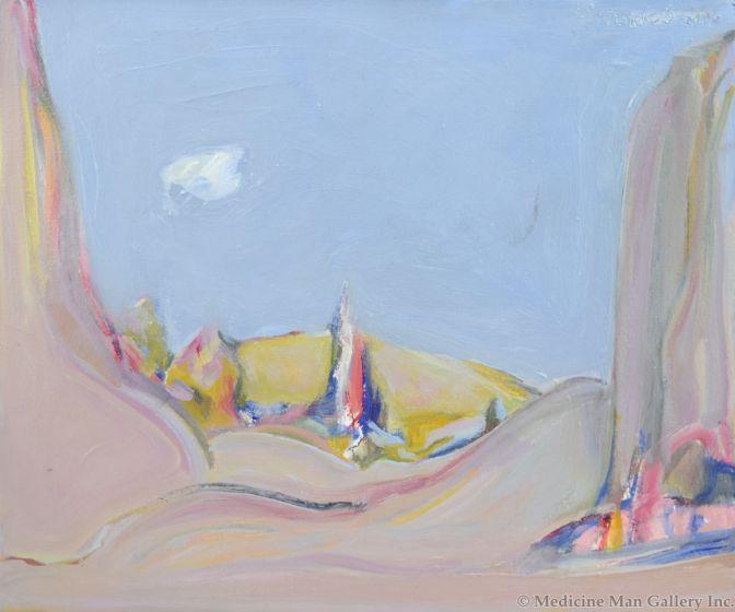 Gregory Kondos - Southwest Canyon