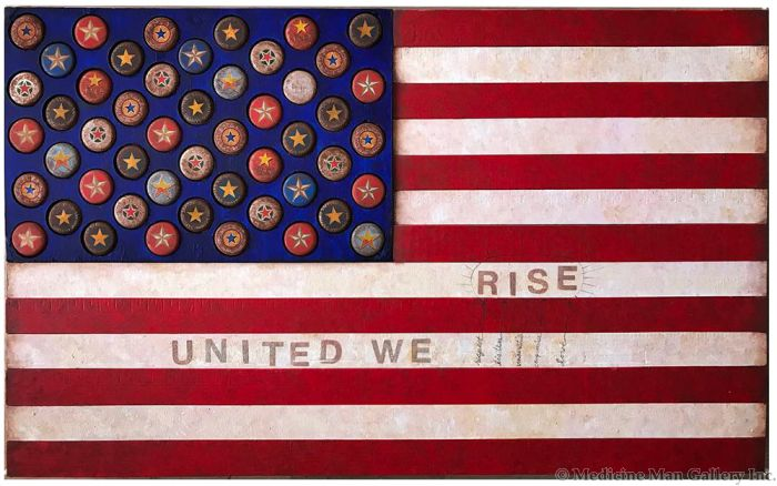 Victoria Roberts - United We Rise (SC91832A-0119-002)