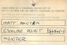 "Matt Akutak of Eskimo Point - Inuit Grey/Green Soapstone Hunter c. 1977, 8.25"" x 3.25"" x 3.125"""