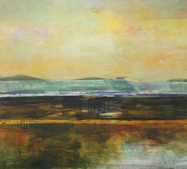Mark Bowles - Islands (Giclee)