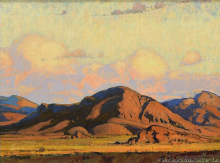 Bill Gallen - Elemental Desert