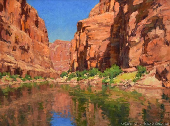 Gregory Hull - Canyon Serenity