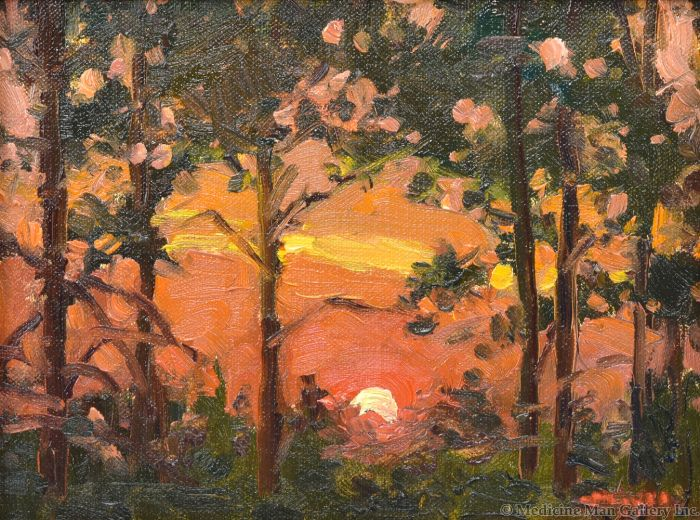 Gregory Hull - Blazing Sun
