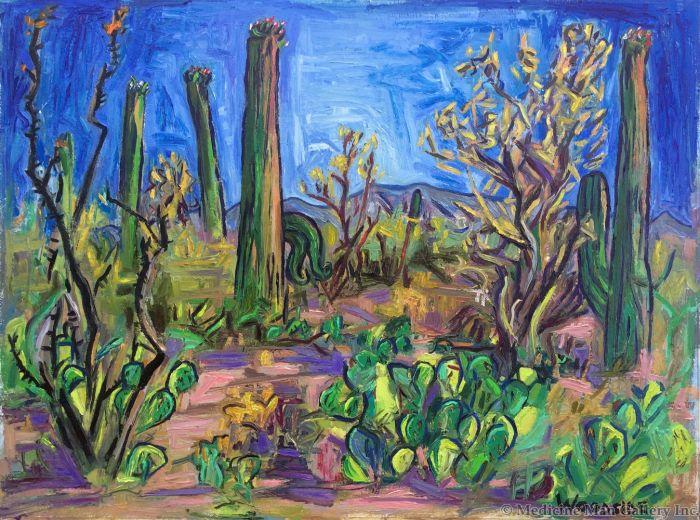 James Woodside - Early Desert