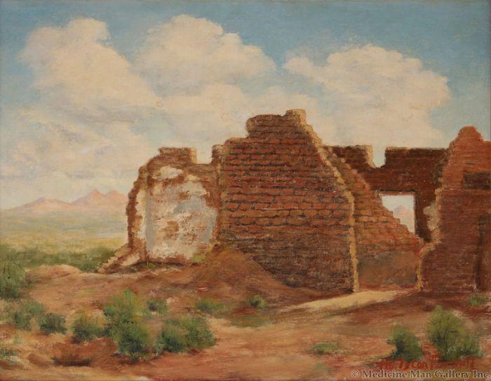SOLD Hurlstone Fairchild  (1893-1966) - Cerro Colorado Mine