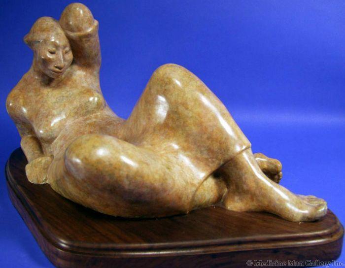 Shirley Thomson-Smith, NSS - Santa Domingo Summer, 12/15, LAST IN THE EDITION (SC92012-091-001)