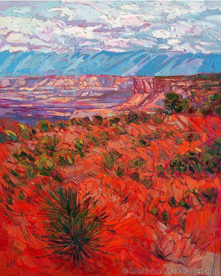Erin Hanson - Canyonlands Vista