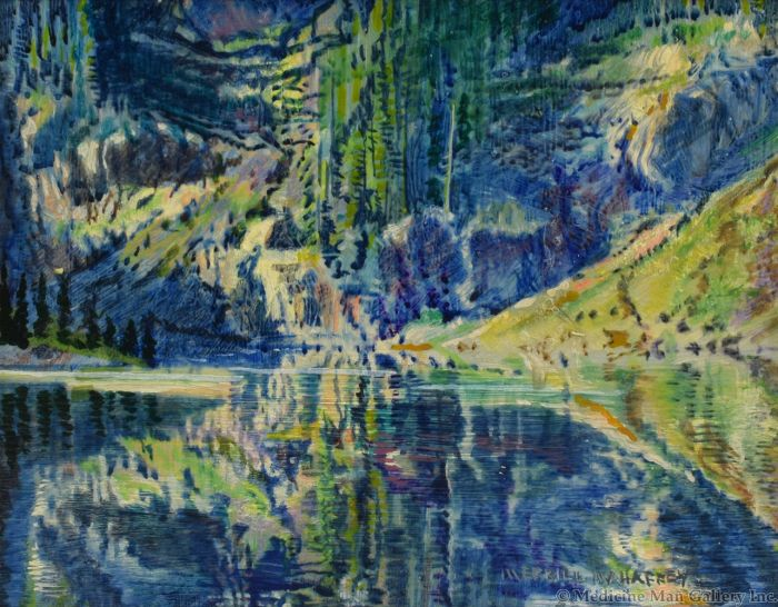 Merrill Mahaffey - Crater Lake (PLV91240B-1219-002)