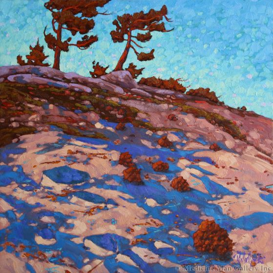 SOLD Dominik Modlinski - Along the Ridge