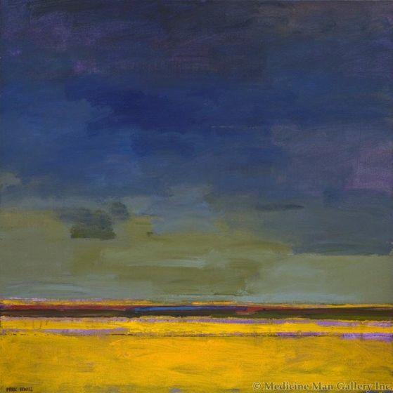 Mark Bowles - The Lake (Giclee)