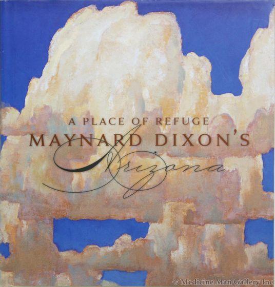Maynard Dixon's A Place of Refuge - Tucson Museum of Art (B1670)