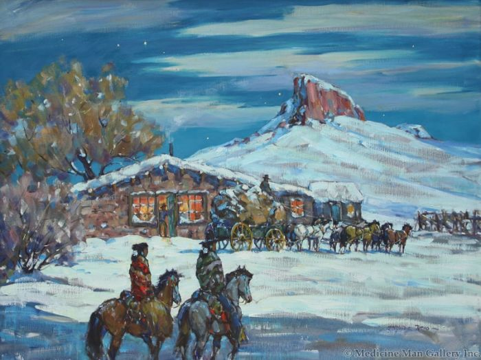 SOLD Marjorie Reed (1915-1996) - Trading Post