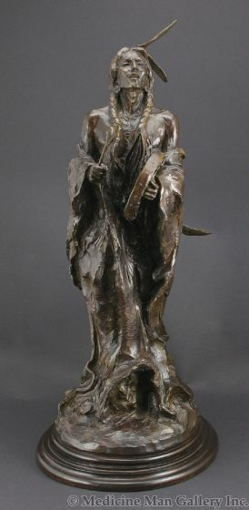 SOLD Richard Loffler - The Sacred Robe