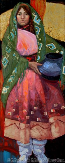 x SOLD Sue Rother - The Water Jar