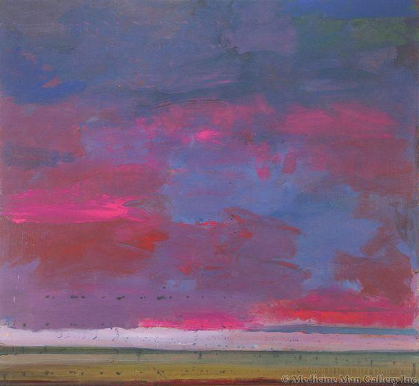 Mark Bowles - Sunset (Giclee)