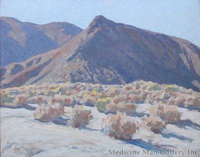Maynard Dixon (1875-1946) - SOLD - Lone Pine CA