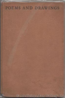 Maynard Dixon (1875-1946) - Poems and Drawings Book