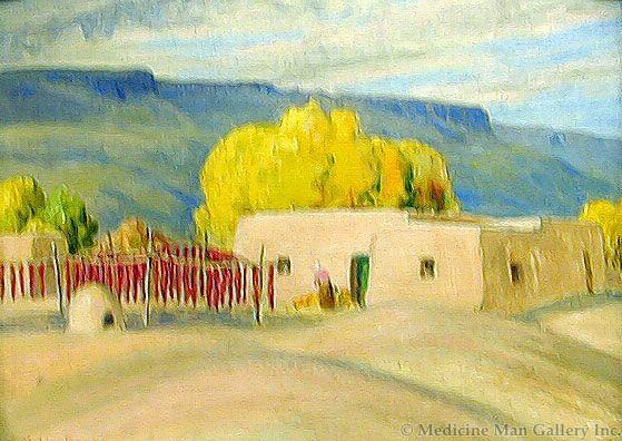 SOLD Sheldon Parsons (1866-1943) - Fall Harvest