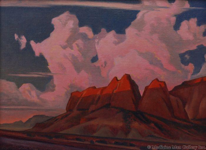 Ed Mell - Lit Peaks