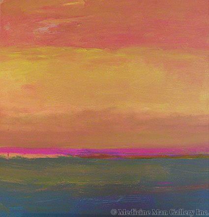 Mark Bowles - Sunrise (Giclee)