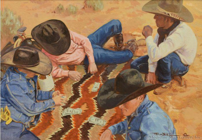 Teal Blake - The Navajo Council 1