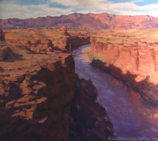 SOLD Gregory Hull - Marble Canyon