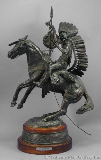 Fred Fellows, CAA - The War Horse