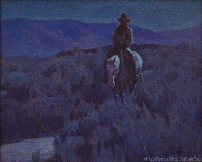 Glenn Dean - Night Trail