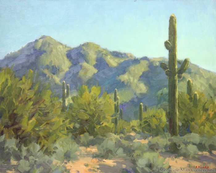 Gregory Hull - Cave Creek