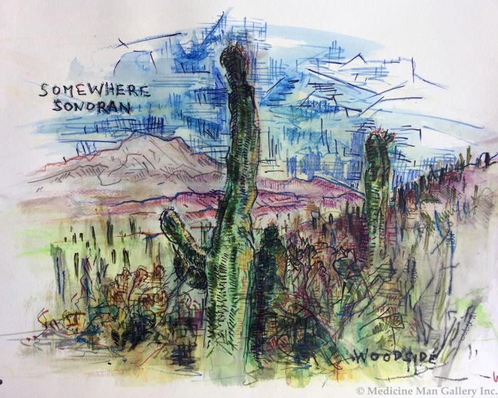 James Woodside - Somewhere Sonoran