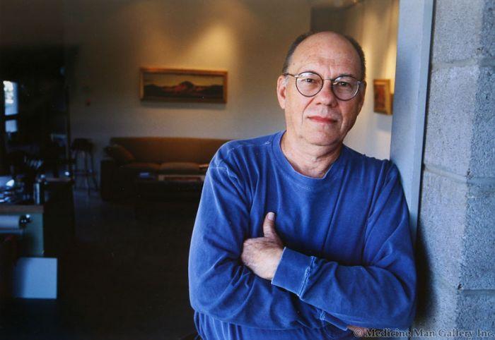 Dan Budnik (1933-2020) - Ed Mell, Phoenix, 2002 (M90255A-0210-001)