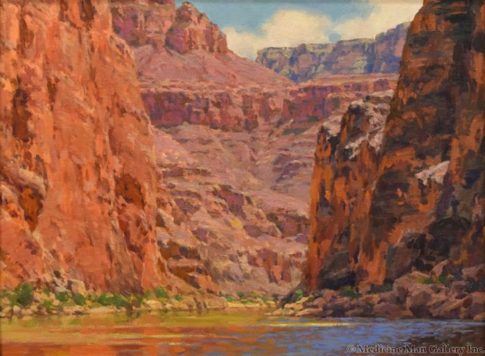 Gregory Hull - Time Travel, Grand Canyon