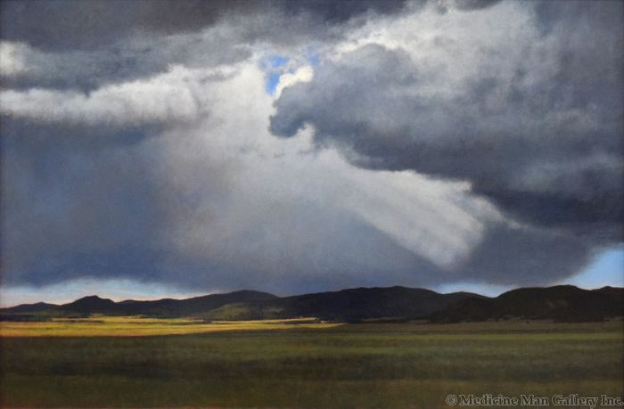 Jeff Aeling - Late Afternoon, S. Park, CO