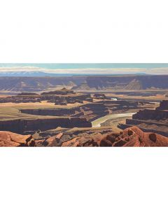 David Meikle - Looking South from Dead Horse Point (PLV91326B-0920-004)