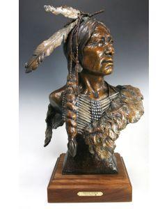 Susan Kliewer - Comanche Warrior