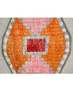 Sioux Quillwork Teepee Marker