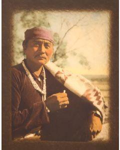 Thomas Bate - Navajo Man