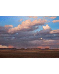 Jeff Aeling - Sunset, Eleven Mile Reservoir, South Park, CO (PLV90107-0117-001)