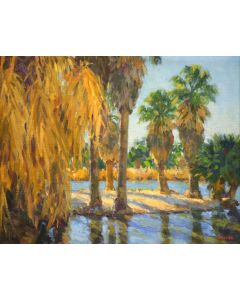 Gregory Hull - Agua Caliente - 30% Off Gregory Hull Paintings - March 31 to April 7