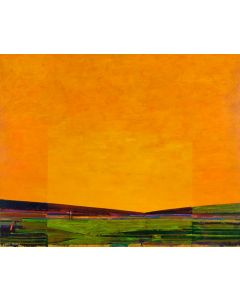 SOLD Mark Bowles - Changing Light on the Landscape