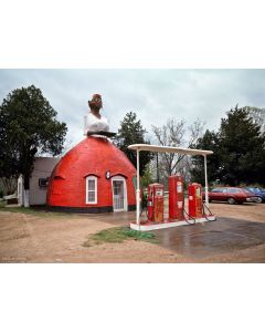"""Nathan Benn - """"Mammy's Cupboard"""", Natchez, Mississippi 1983"""