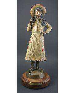 Susan Kliewer - Annie Oakley (Last in the Edition), Bronze, Edition 11/35 (SC91104-047-001)