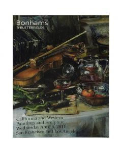 California and Western Paintings and Sculpture, April 2011