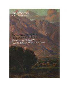 California and Western Paintings and Sculpture, April 2010
