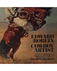 Edward Borein, Cowboy Artist by Harold G. Davidson