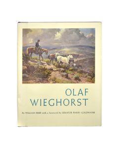 Olaf Wieghorst, Fourth Printing, 906/1000, by William Reed