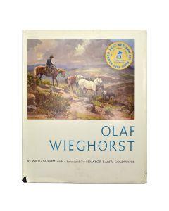 Olaf Wieghorst by William Reed