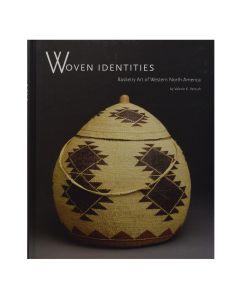 Woven Identities: Basketry Art of Western North America by Valerie K. Verzuh