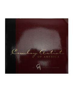 "Cowboy Artists of America, 9.5"" x 11"" x 0.25"" (B1681)"