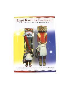 Hopi Kachina Tradition Following the Sun and Moon by Alph H. Secakuku (B1696-01)